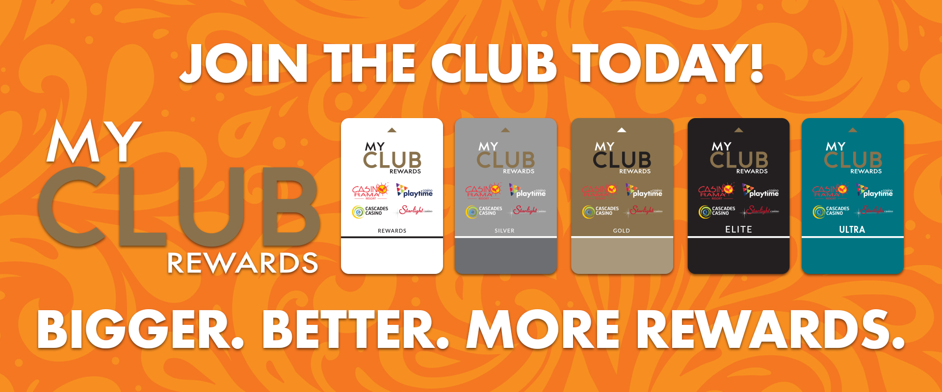 Join My Club Rewards!